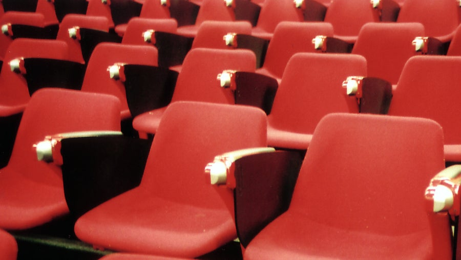 When Public Speaking, Look At Individuals Instead Of The Entire Group