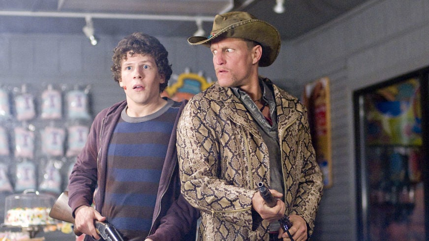 For Zombieland's 10th Anniversary, The Traditional Gift Is A Sequel