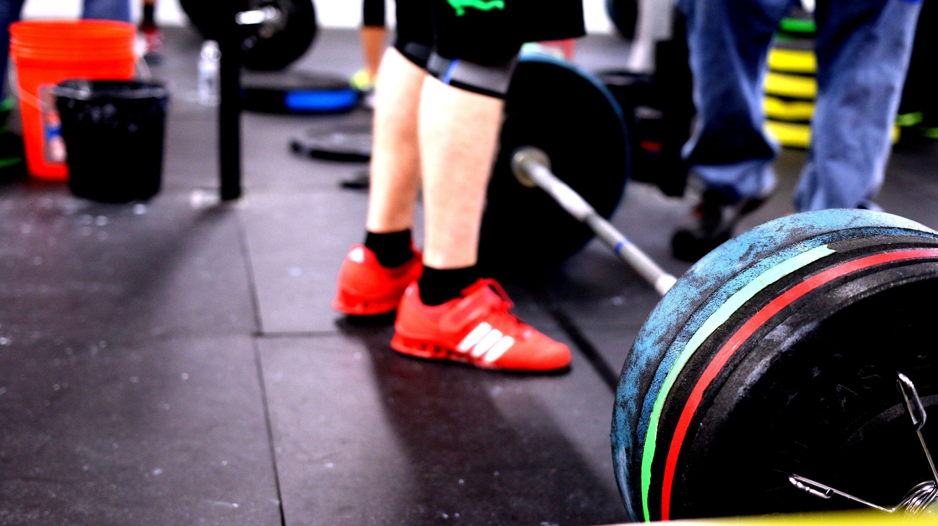 Psyching Yourself Up For A Deadlift Workout