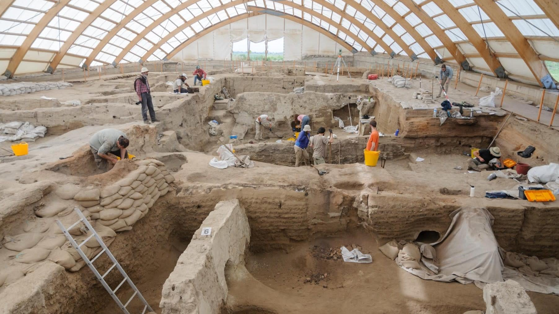 One Of The World's Most Ancient Cities Experienced Surprisingly Modern Problems