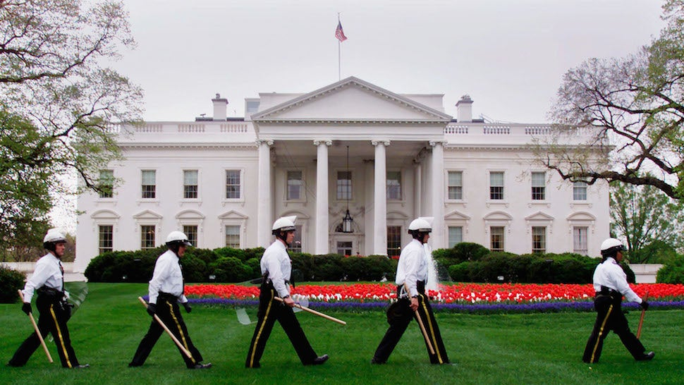US Secret Service Wants To Build A Replica White House