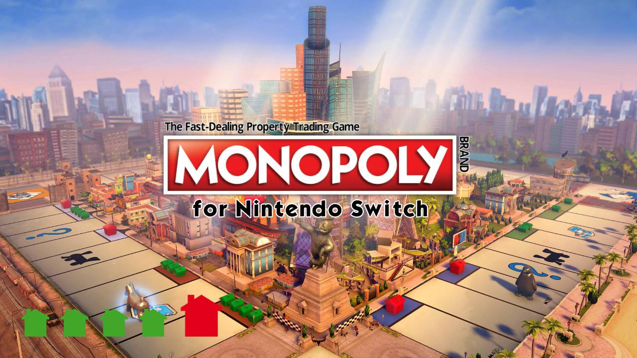 It Takes Six Minutes For Monopoly To Load On Switch