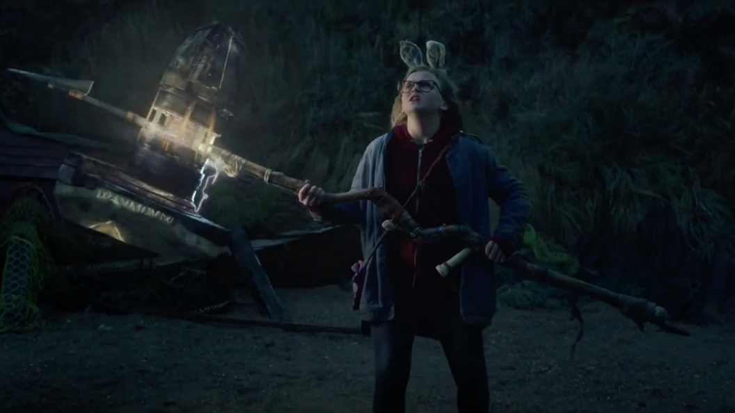 I Kill Giants' First Trailer Blurs The Lines Between Reality And Grim Fantasy