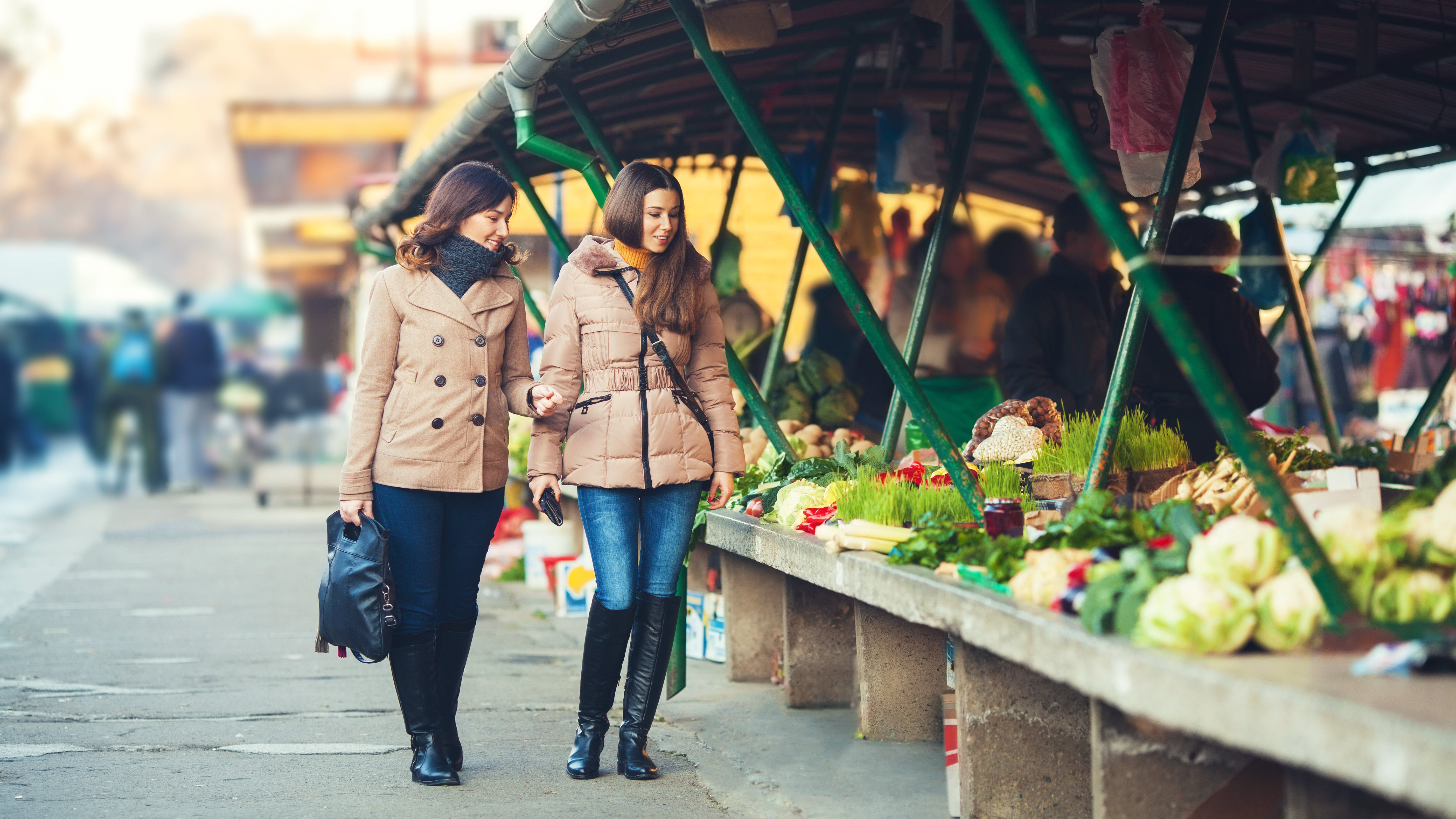 Spend More Time With Friends By Combining Errands