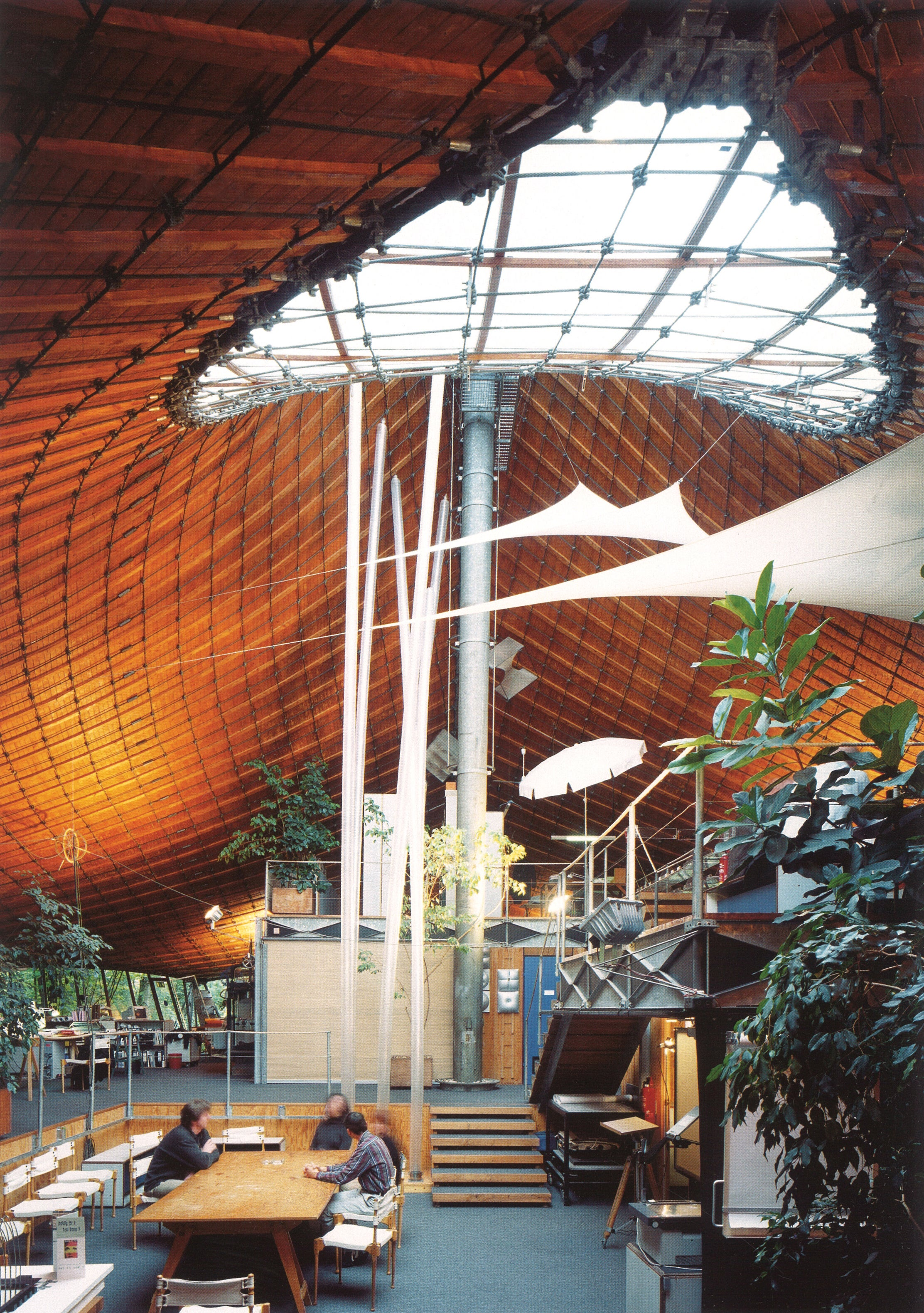 9 Buildings By Frei Otto, the Architect Who Engineered the Future