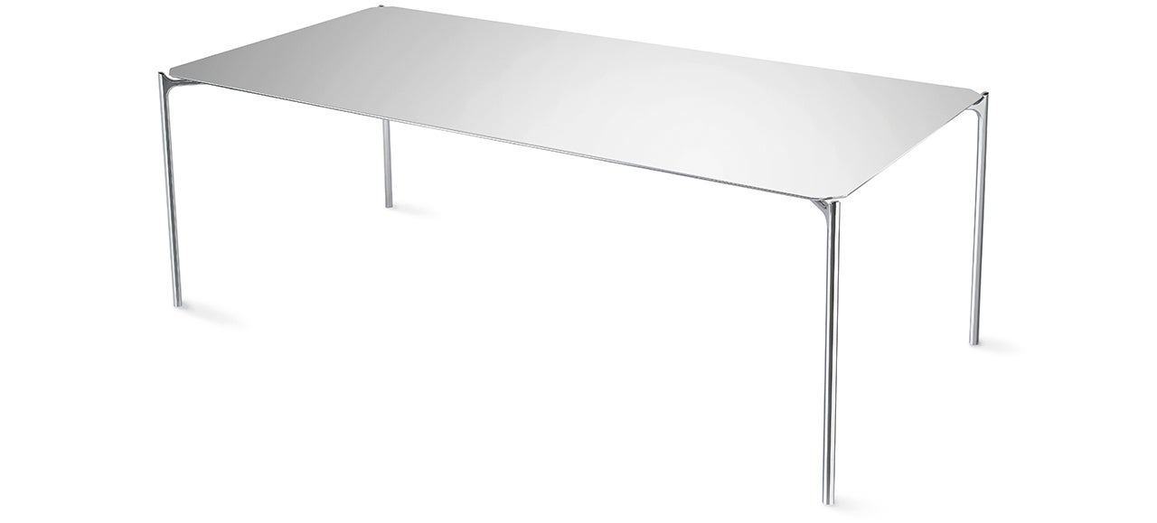 Razor Thin Dining Table Won T Bend