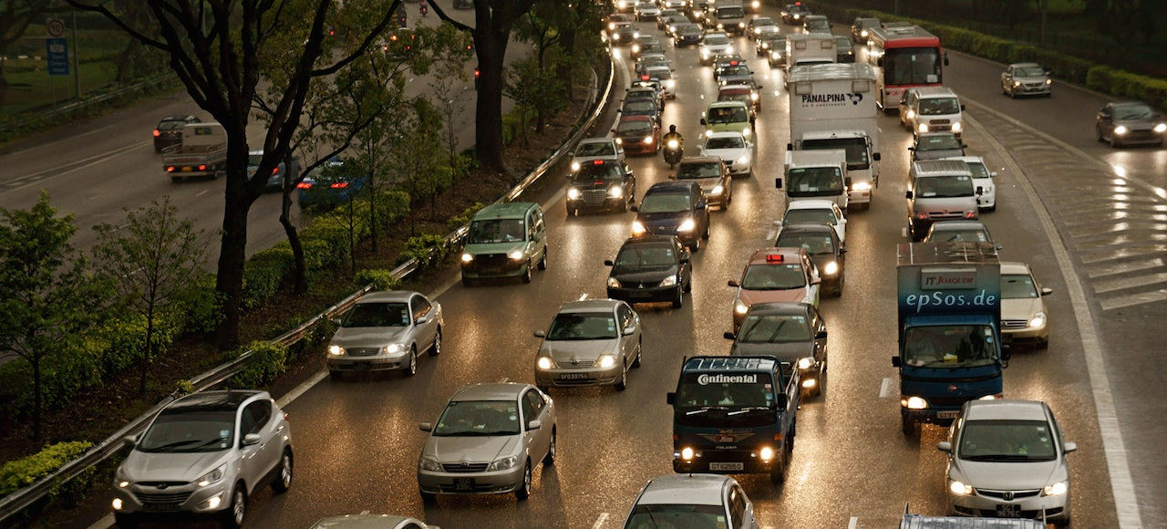 Hackers Can Now Create Fake Traffic Jams