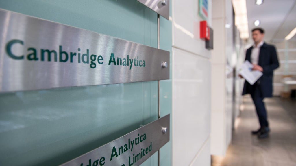 Shady-Arse Cambridge Analytica Was Reportedly Developing A Shady-Arse Cryptocoin