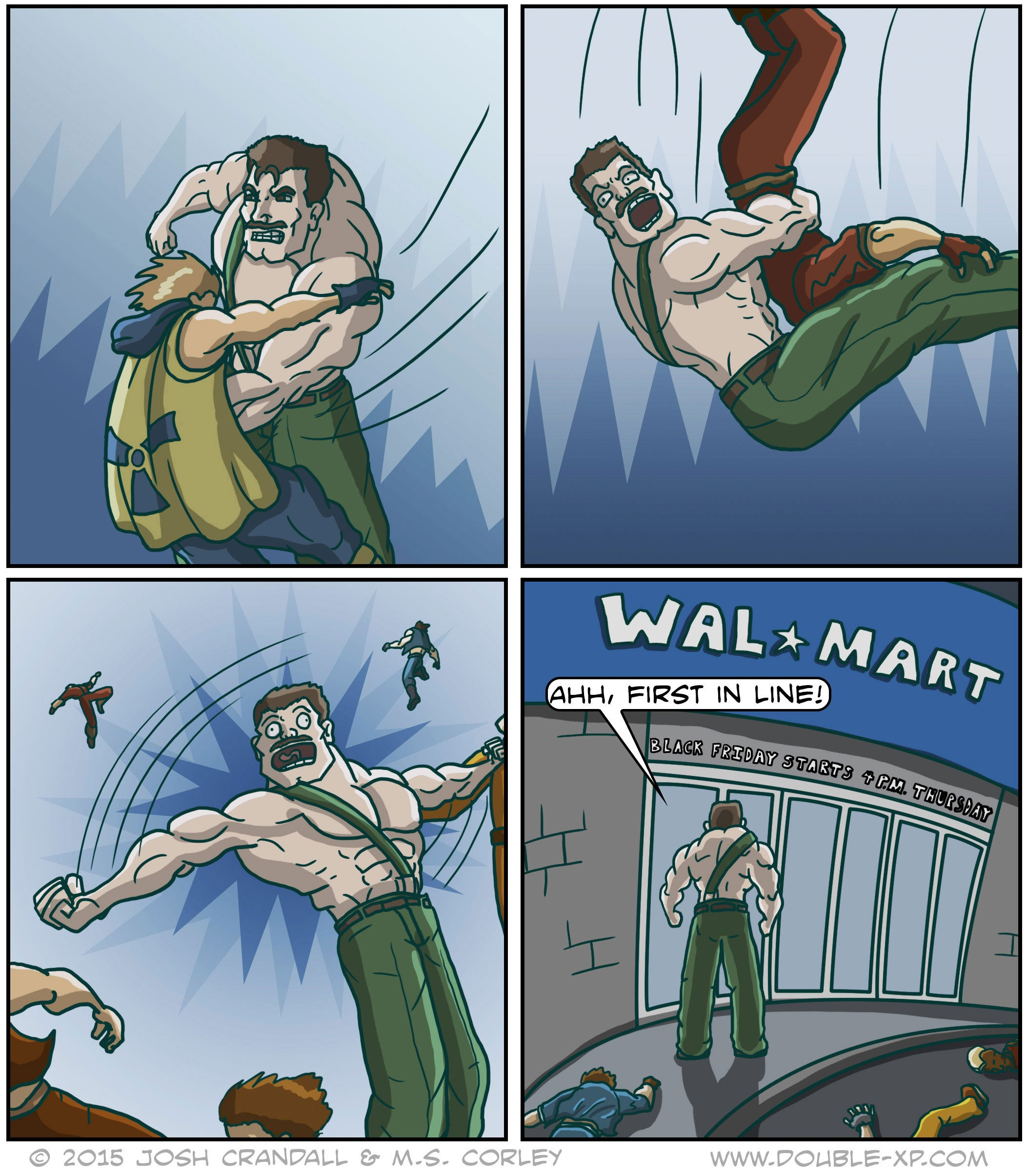 Sunday Comics: Super Liberated