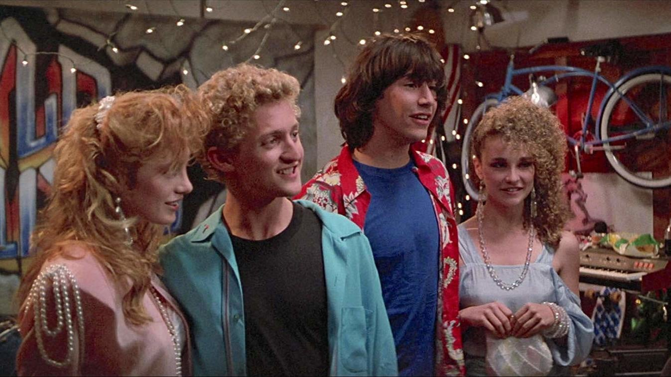 The Excellent Bill And Ted Are Dads Now, And Here Are Their Kids
