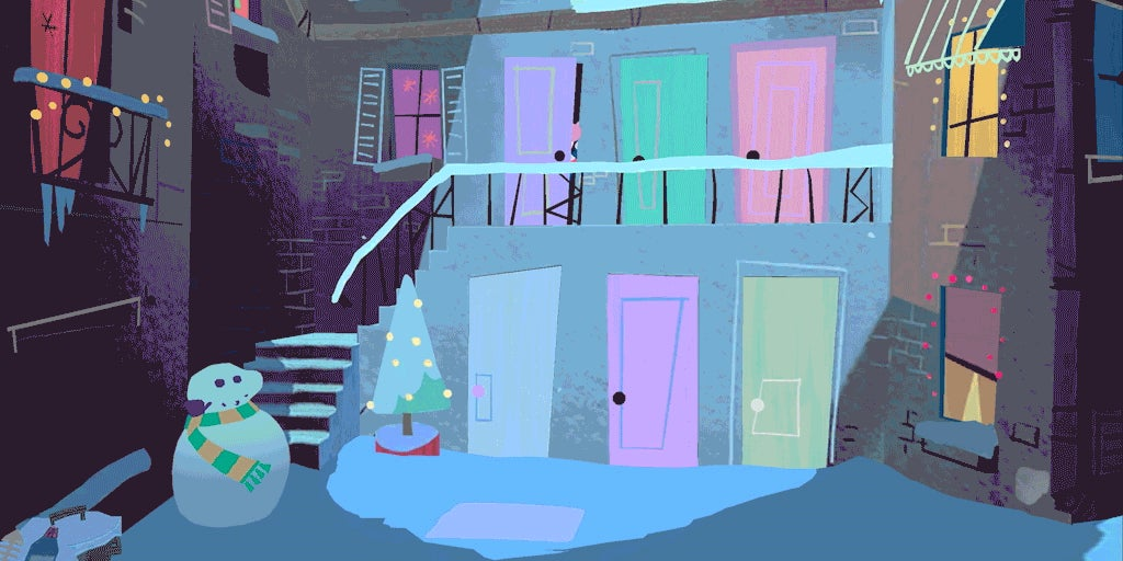 Watch Google's Interactive Rear Window-Style Christmas Thriller