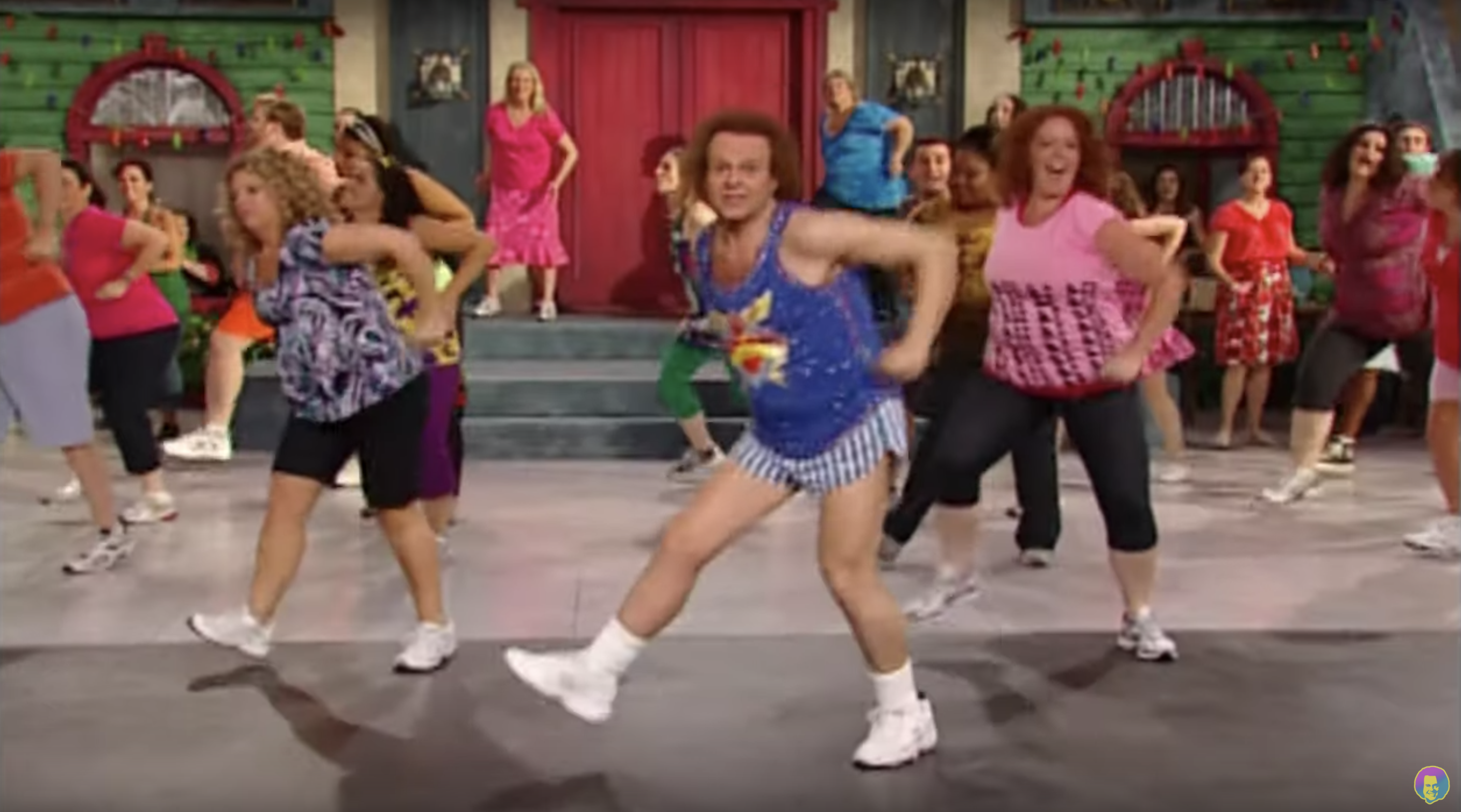 Get Fit With Richard Simmons While In Self-Isolation