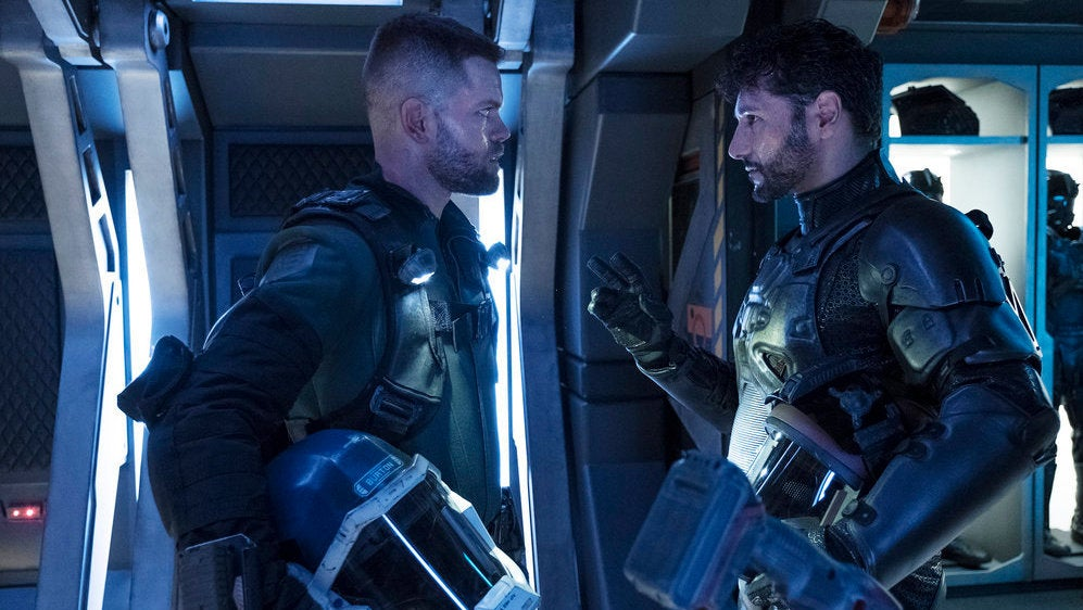 The Expanse Showrunner Talks About The Move To Amazon And What's Coming In Season 4