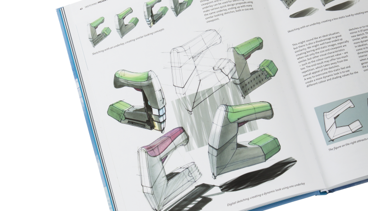The Endangered Art of Product Design Sketching, Explained By the Pros