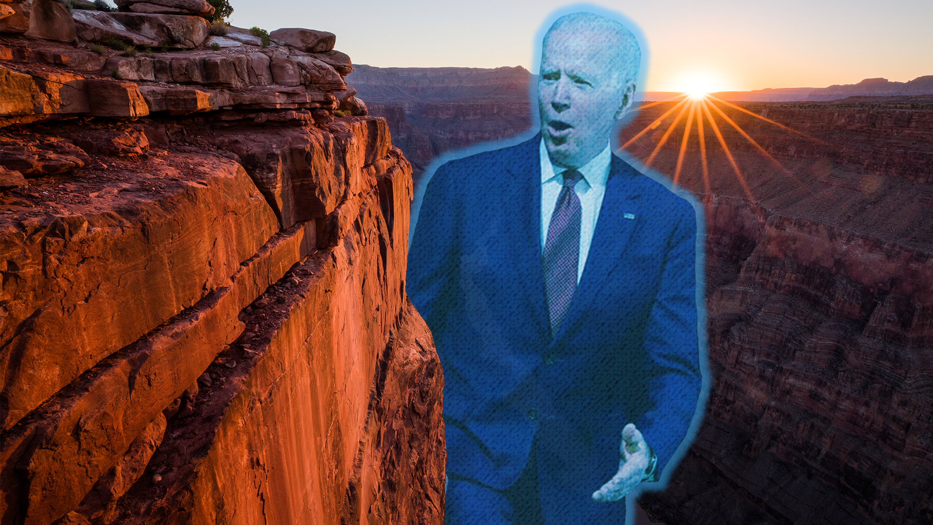 U.S. Political Consultant Suggests Rallying Democrats With Giant, Fortnite-Style Holographic Biden