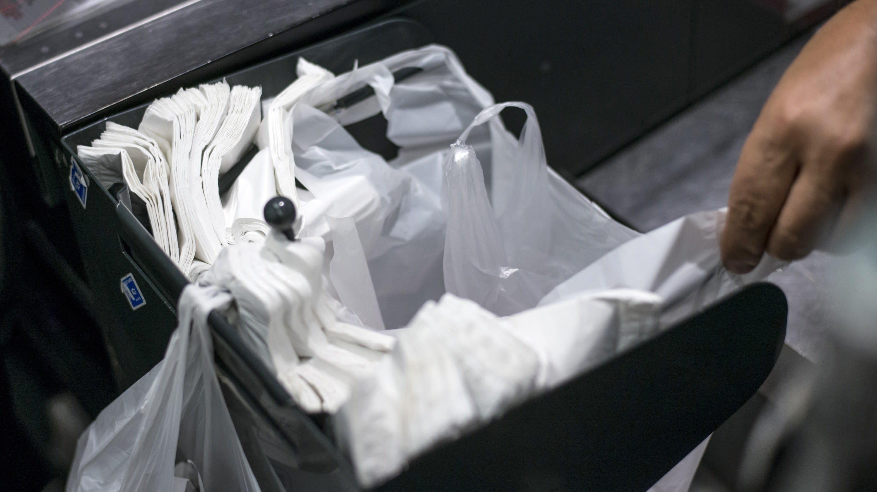 How To Ditch Single-Use Plastic Bags Forever