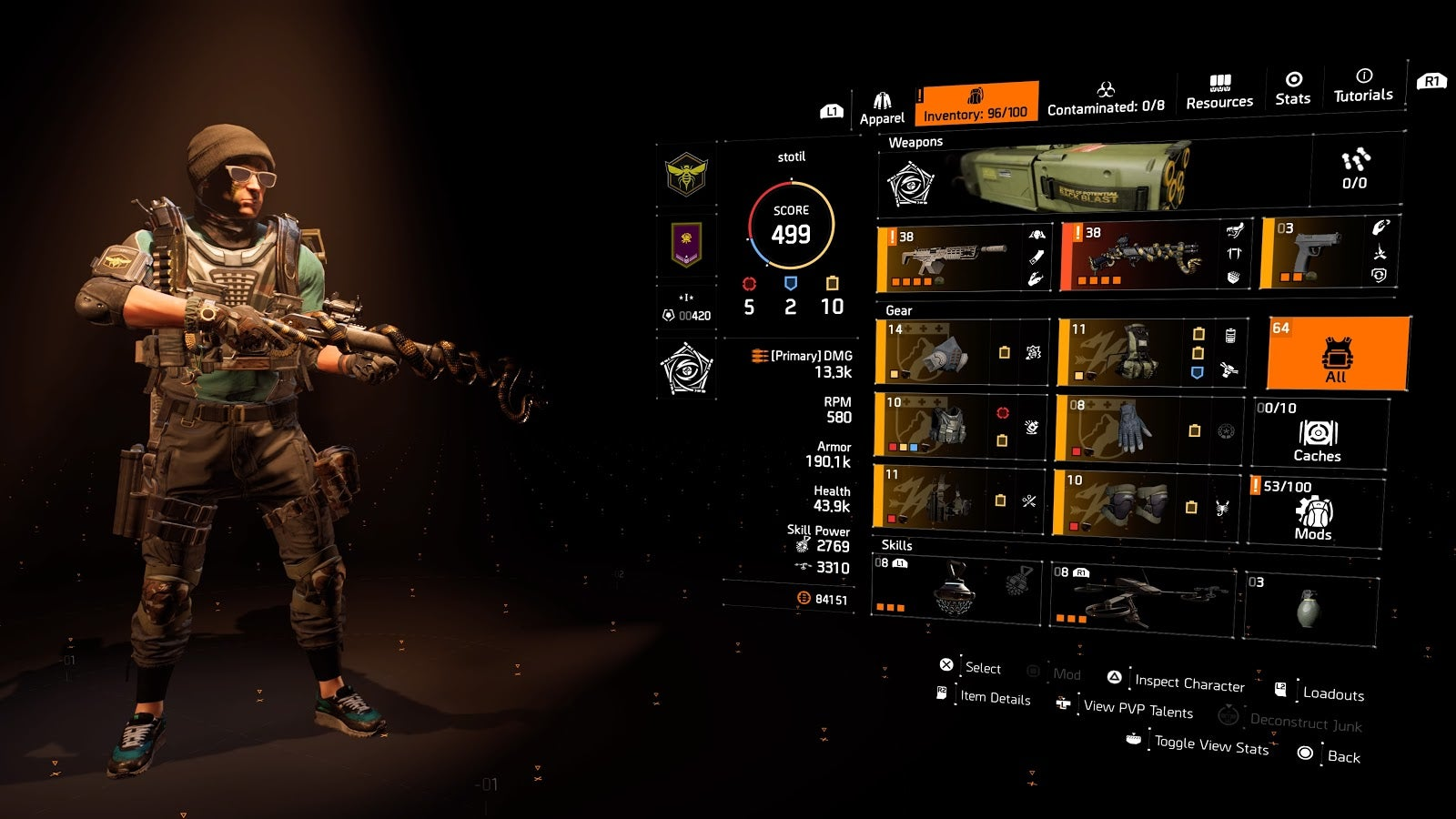 The Division 2's Newest Update Makes It A Much Better Loot Game