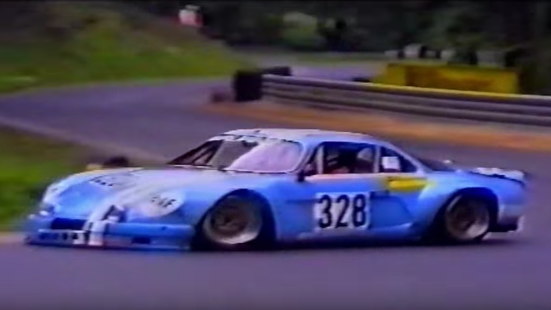 It's Time To Watch A Modded To Hell Alpine A110 Do A Hillclimb