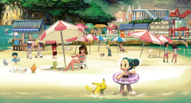 Why Pokémon Players Are Obsessed With Blissey Secret Bases
