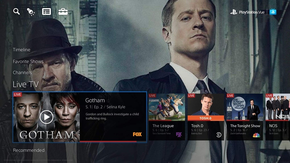 Sony's PlayStation Vue Wants to Replace Your Cable Box
