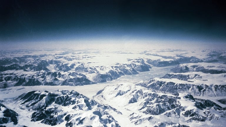 There's Something Strange Happening At The Bottom Of The Greenland Ice Sheet