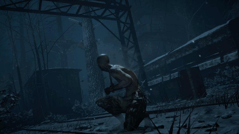 The New Tomb Raider DLC Looks Like an Homage to Resident Evil 4