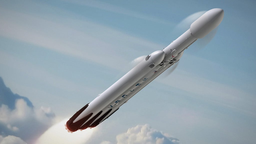 SpaceX Will Fly Two Private Citizens Around The Moon In 2018