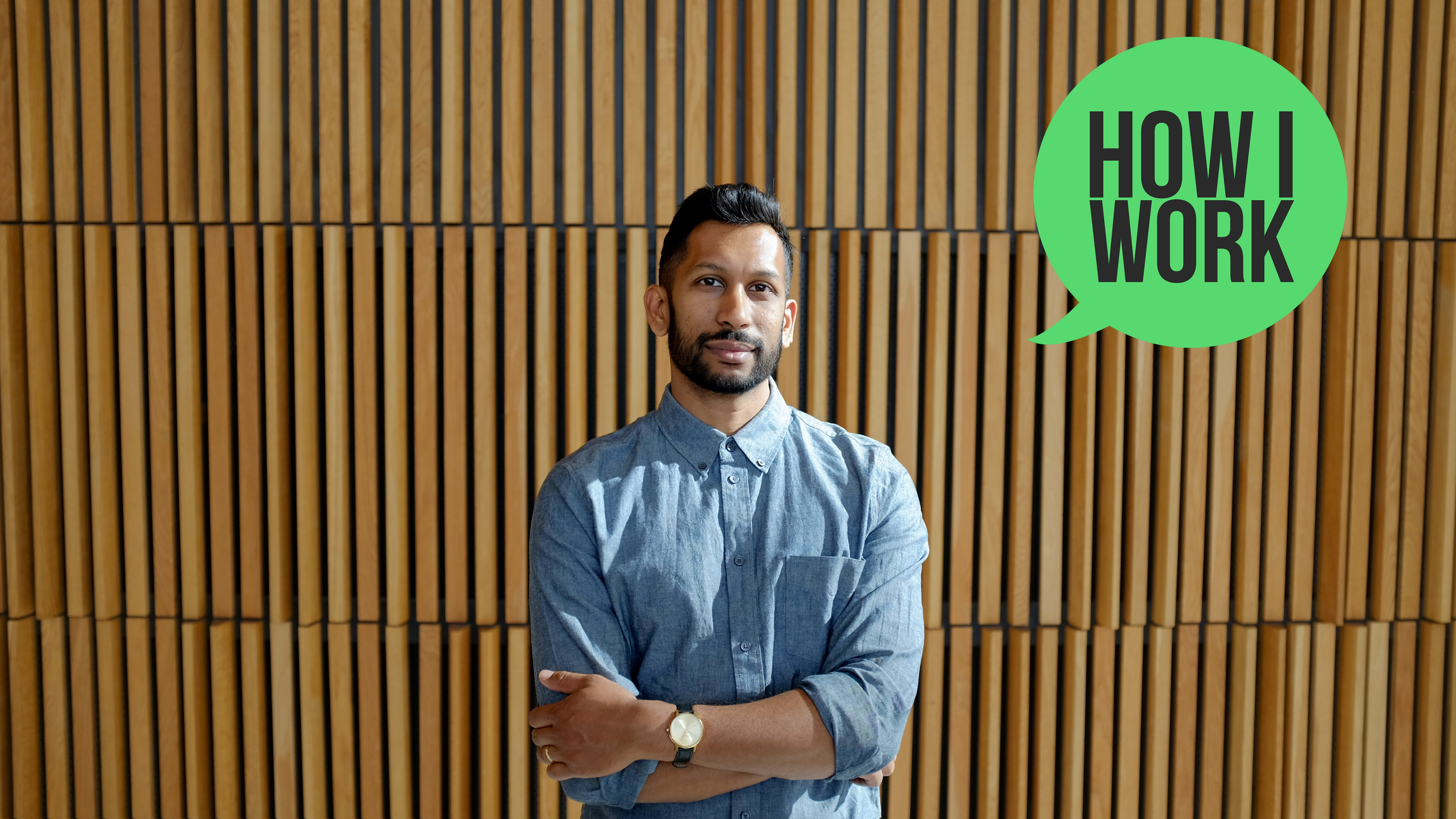 I'm Song Exploder Host Hrishikesh Hirway, And This Is How I Work