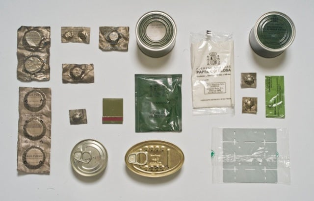 What Military Food Ration Packs Look Like Around The World