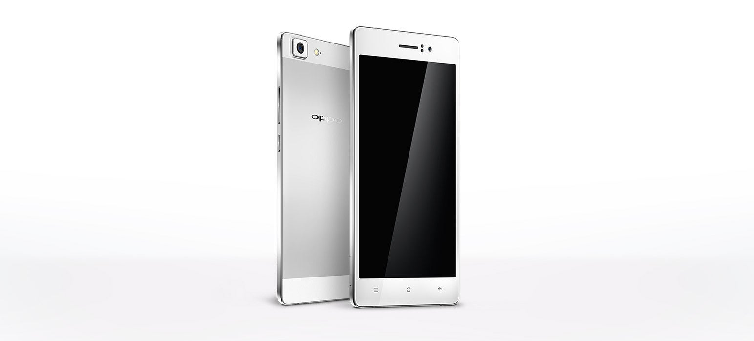 Oppo's New R5 Smartphone Is Just 4.85mm Thick