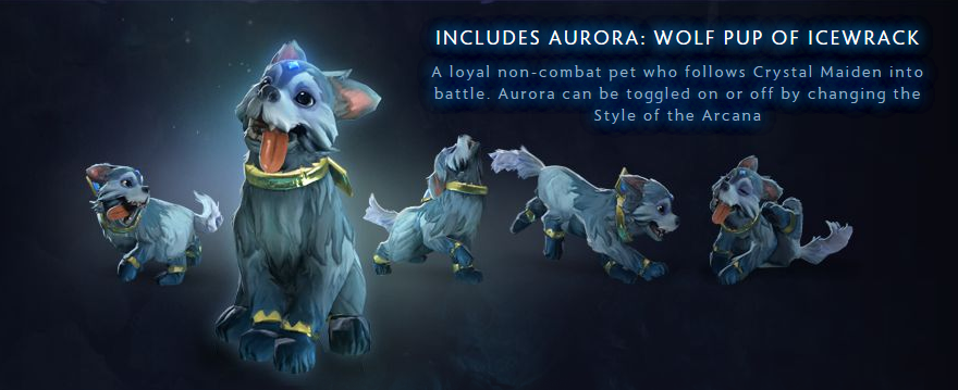 Dota 2's New Puppy Sidekick Is Cute, But Expensive As Hell