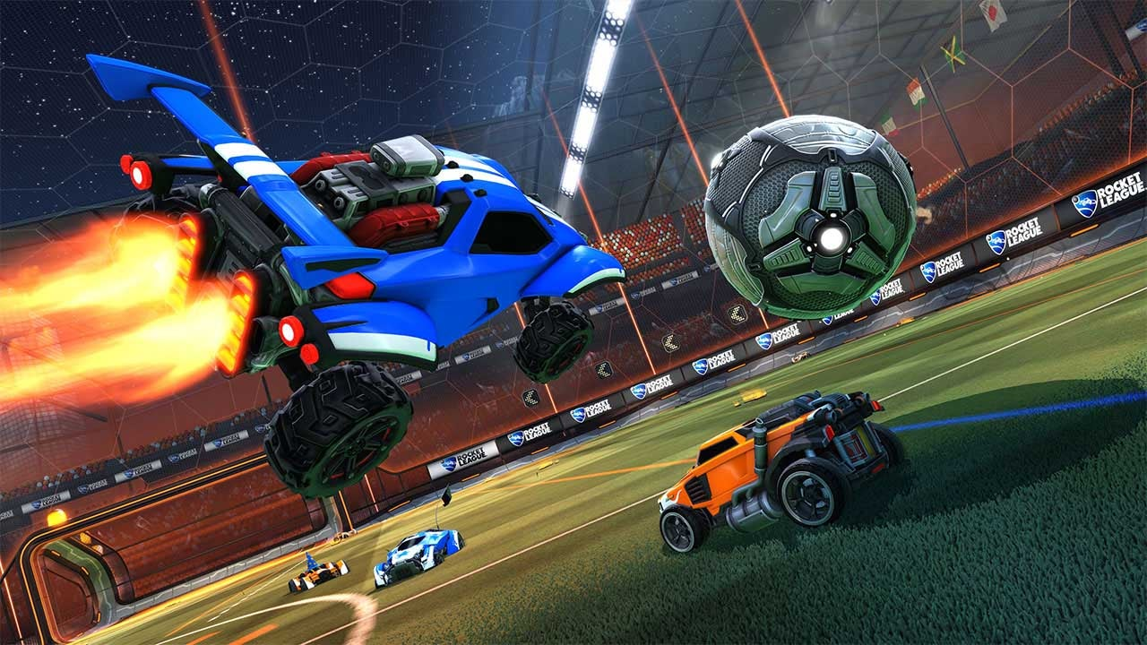 The Weekend In Esports: Rocket-Powered Soccer