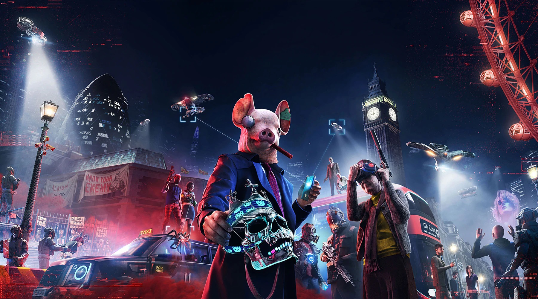 Ubisoft Invites Fans To Make Music For Watch Dogs: Legion, Sparking Exploitation Debate