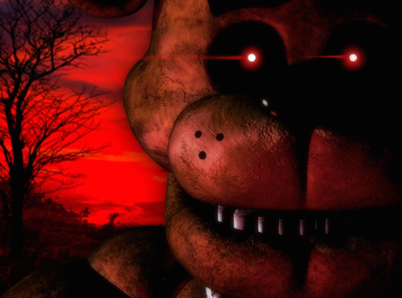 Five Nights At Freddy's Is Getting A Book