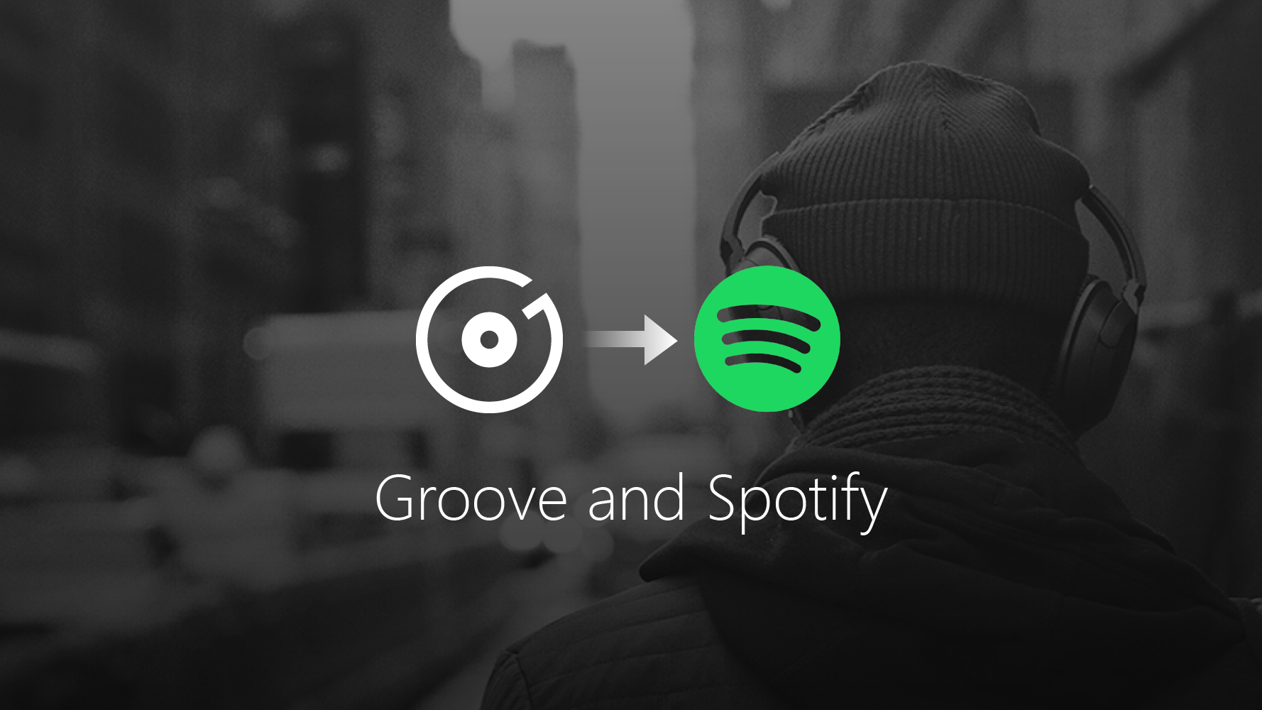 Microsoft Groove Is Going Away, So Switch To Spotify