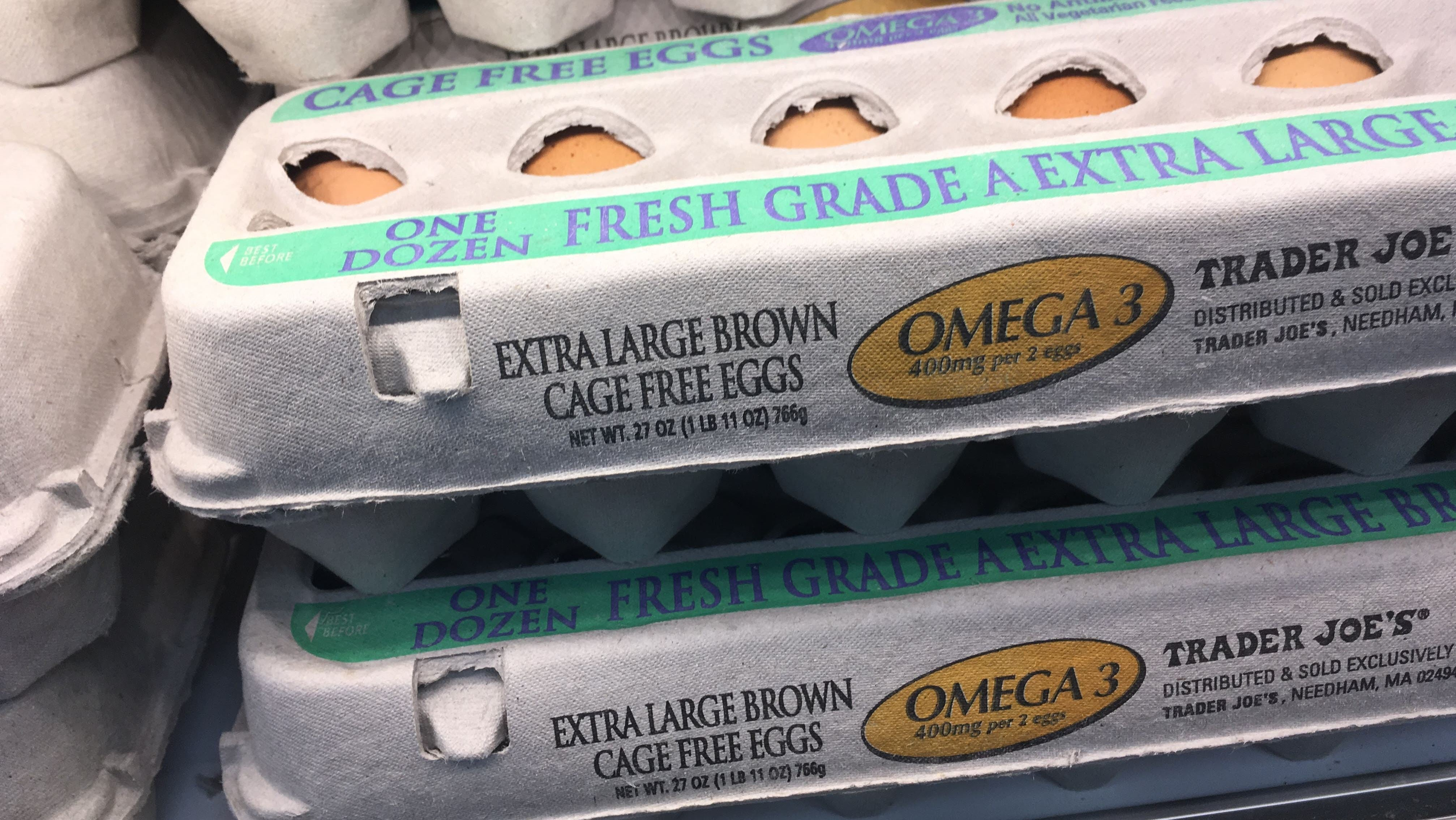 What All Those Labels On Eggs Really Mean