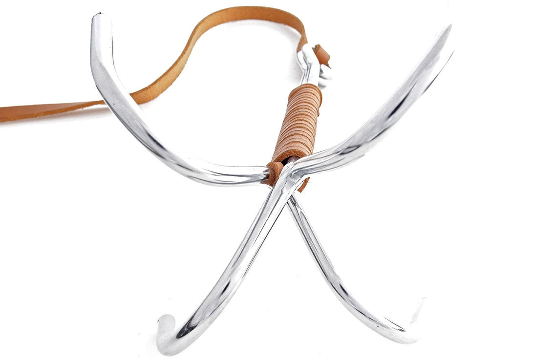 A Grappling Hook Coat Hanger for Ninjas, Mountaineers, and Cat Burglars