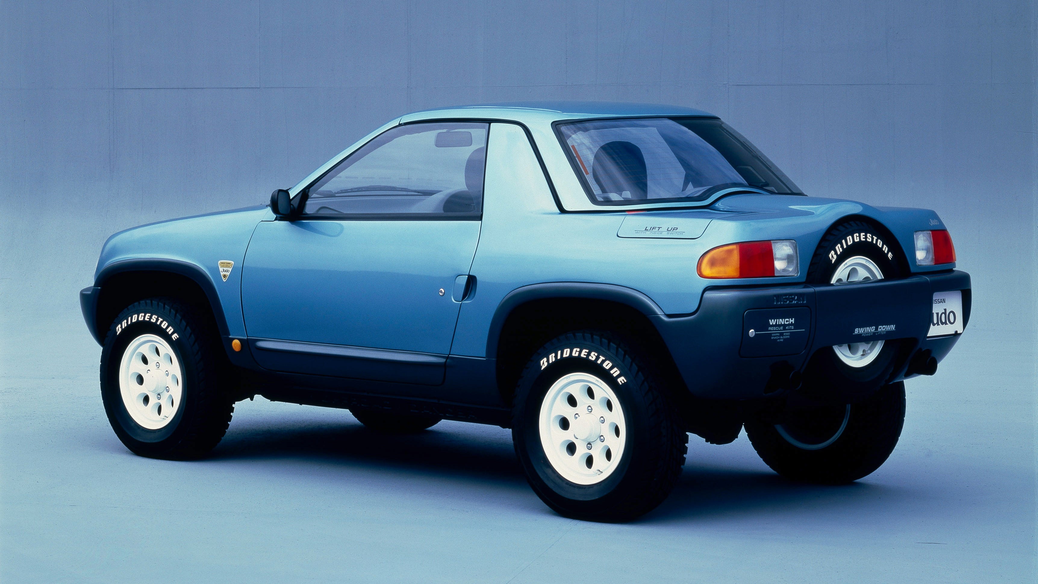 I'll Tell You What Was A Good Auto Show: The 1987 Tokyo Motor Show