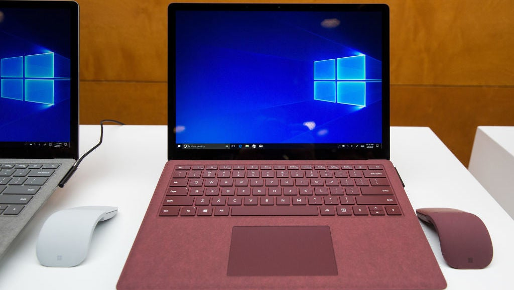 Surface Laptop Owners Can Still Upgrade Windows 10 S To Windows 10 Pro For Free