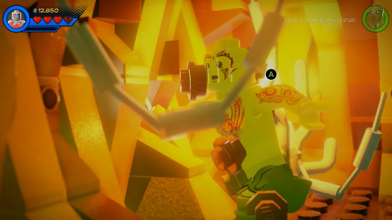 Destiny Dance Gif: Lego Marvel's Guardians Of The Galaxy 2 DLC Doesn't Mess