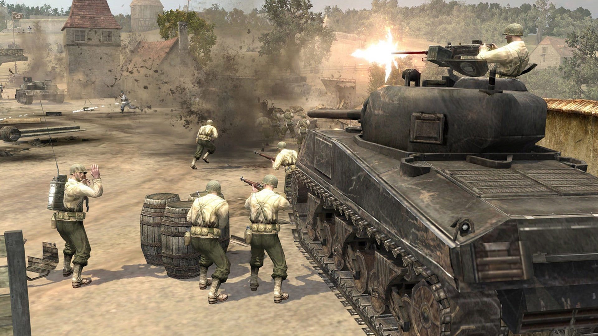 Company Of Heroes Was The Perfect RTS