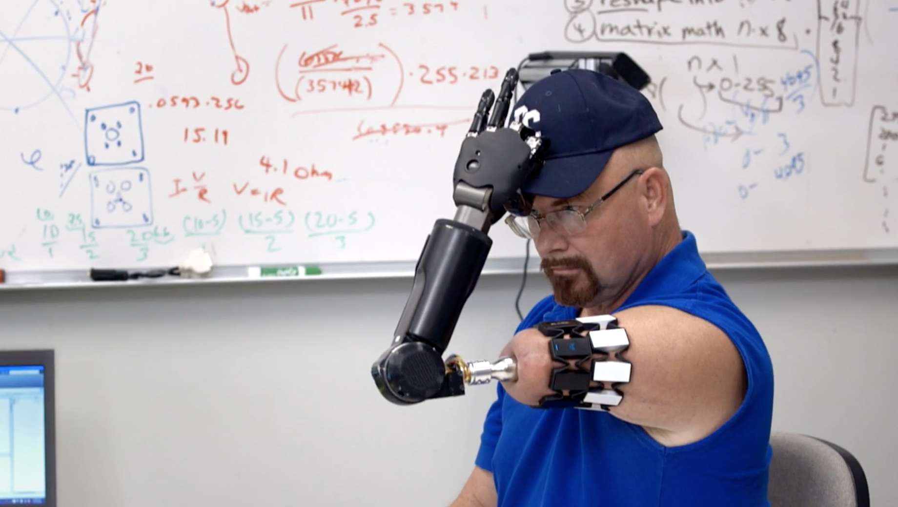 How A Hillbilly Delivery Man Is Trailblazing Our Cyborg Future