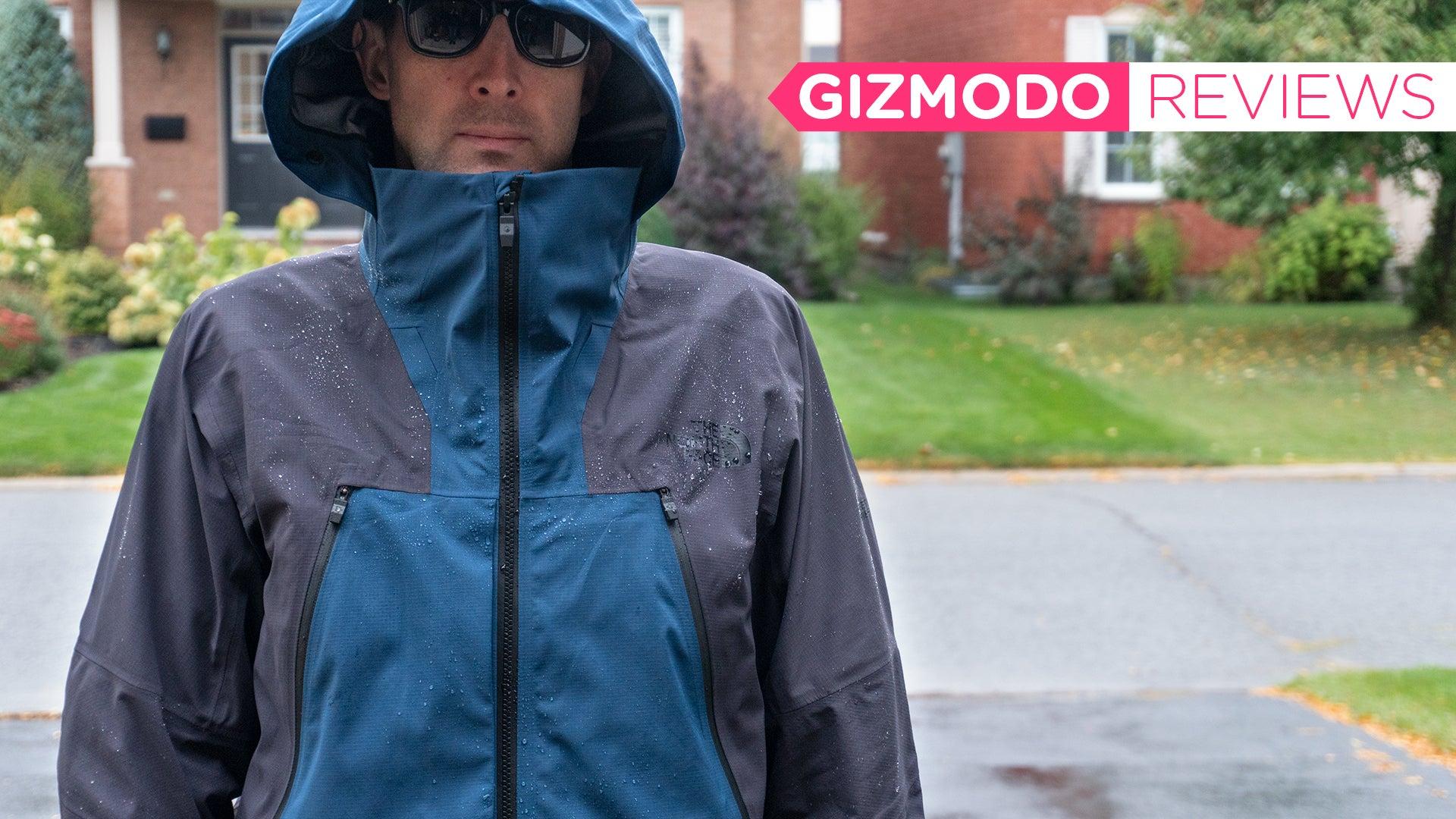 The North Face's Futurelight Fabric Finally Makes Raincoats Feel Less Like A Plastic Bag