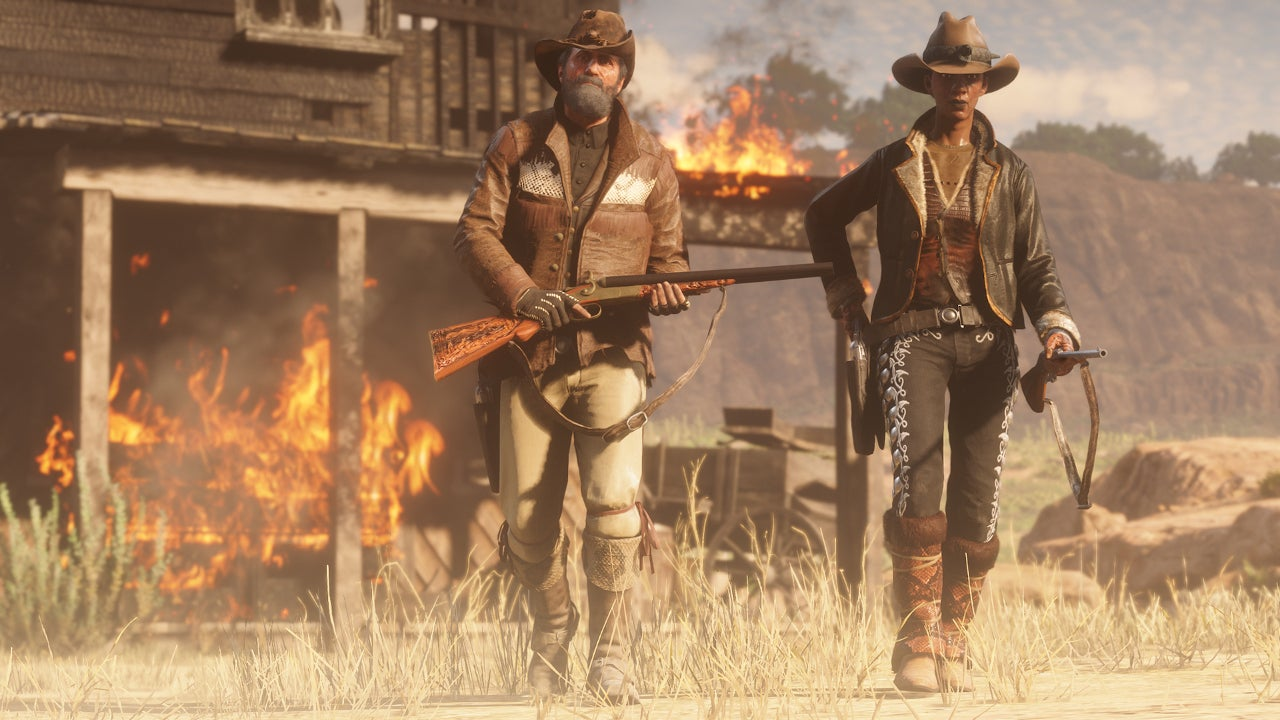Red Dead Online's Weekly Legendary Bounties Are Worth Trying