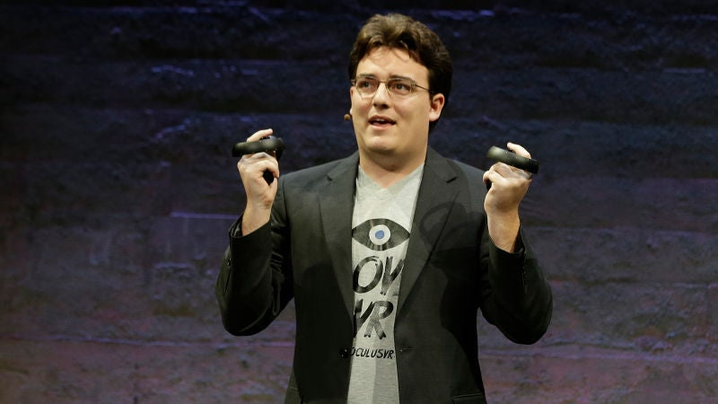 Oculus Founder Palmer Luckey No Longer At Facebook [Updated]