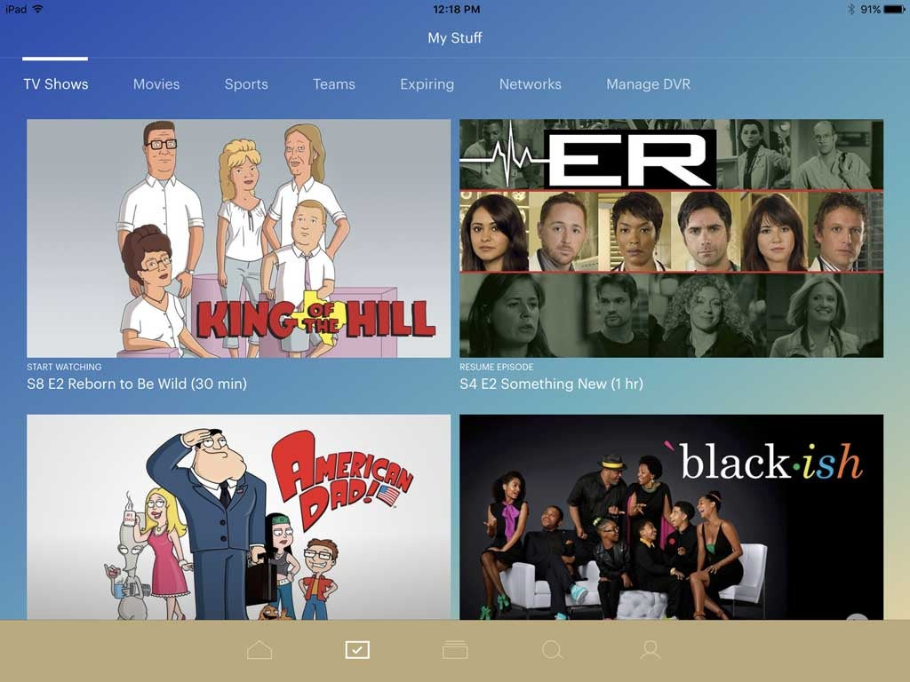hulu live tv is the best streaming tv service yet but it needs some work gizmodo australia. Black Bedroom Furniture Sets. Home Design Ideas