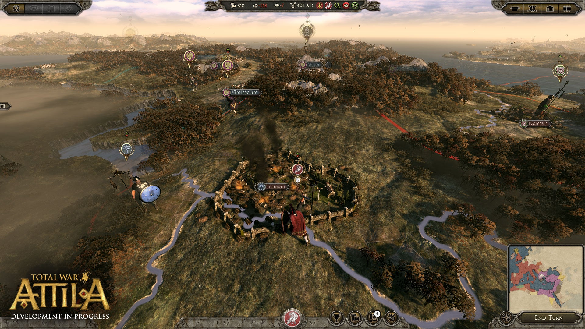 There's A New Total War Game Coming, But Hrm