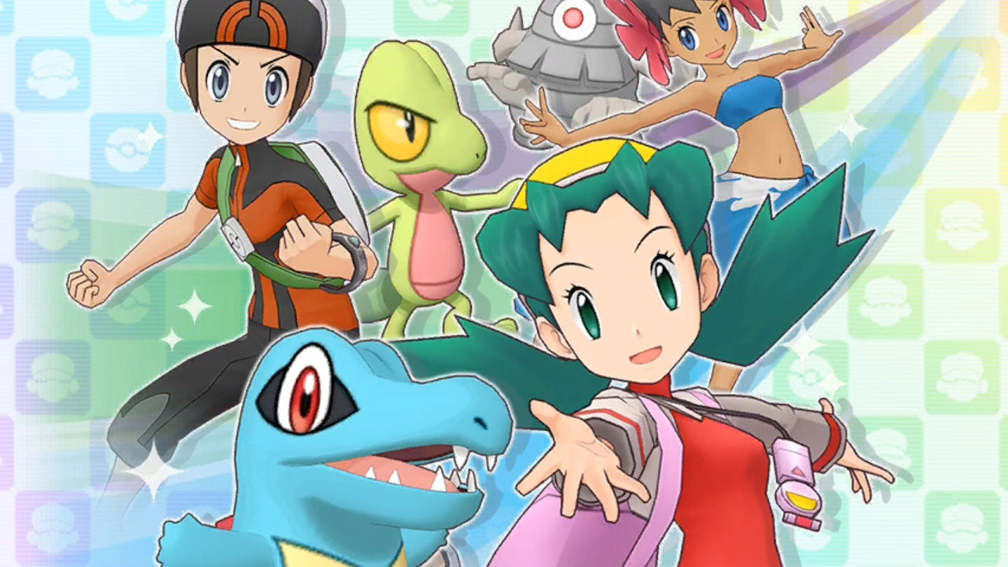 New Mobile Game Pokémon Masters Is More About People Than Pocket Monsters