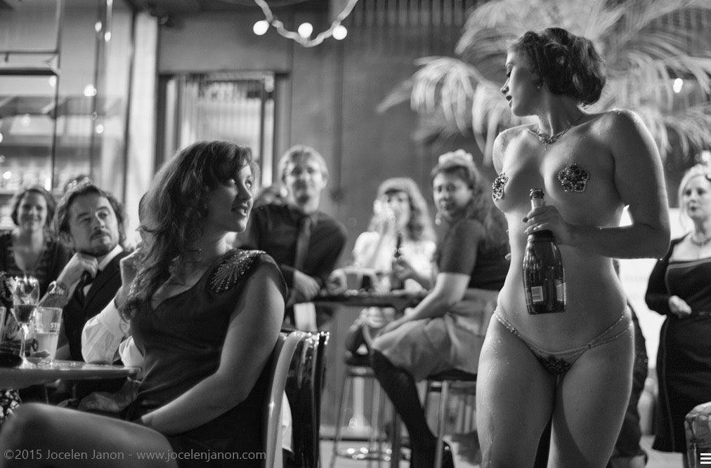 Big butt burlesque dancers 5