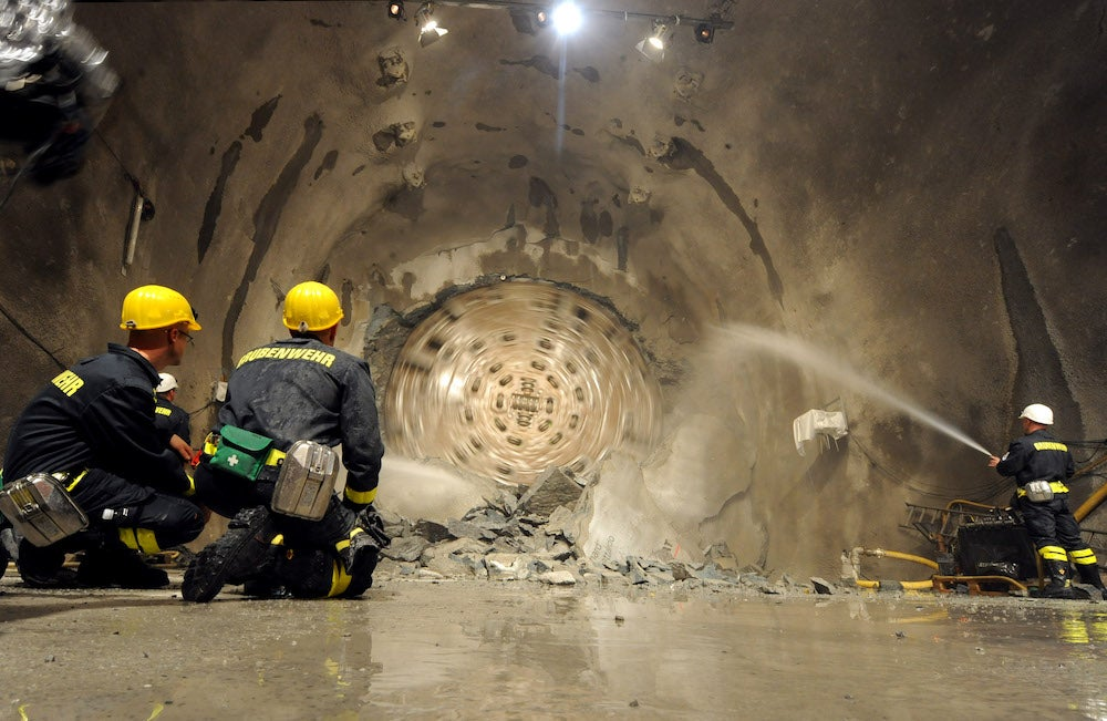 The Longest, Deepest Rail Tunnel On Earth Just Opened (And It Was Weird)